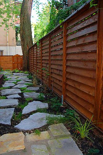 25 Best Ideas About Wood Fences On Pinterest Backyard Fences