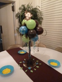 Baby Shower Ideas For Boys Monkeys