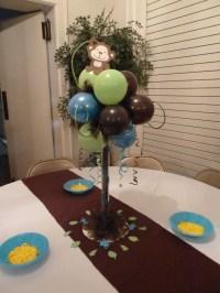 Baby Shower Ideas For Boys Monkeys