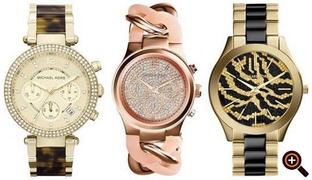 Michael Kors Uhren Damen  Herren  gold rosegold silber