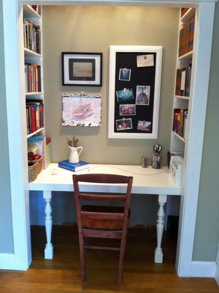 33 best images about Desk from closets on Pinterest