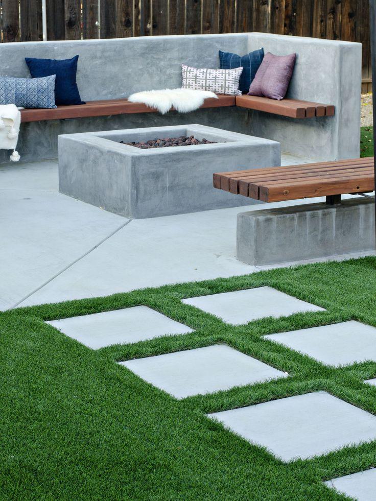 25+ best ideas about Modern backyard on Pinterest