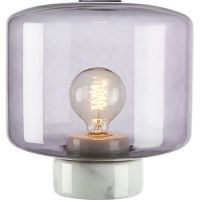 rosie smoke table lamp | CB2 | Modern Lighting | Pinterest ...