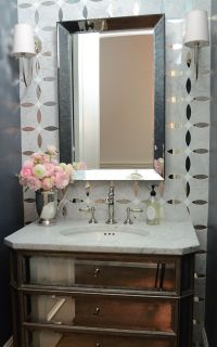 25+ best ideas about Antique mirror tiles on Pinterest
