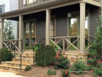 25+ best ideas about Front porch railings on Pinterest ...