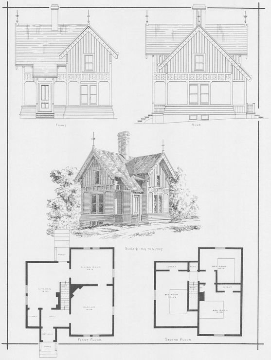 79 best images about VinTagE HOUSE PlanS~1800s on