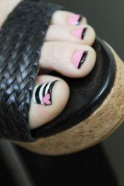 ideas cute pedicure