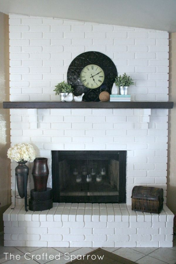 Best 20 Update Brick Fireplace ideas on Pinterest  Brick fireplace Brick fireplace makeover