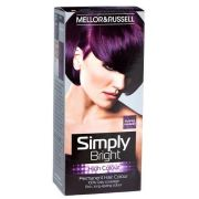 hair dye colour - purple passion