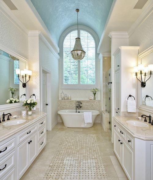 17 Best ideas about Small Elegant Bathroom on Pinterest