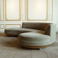 25+ best ideas about Curved sofa on Pinterest | Curved ...