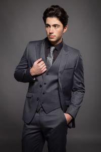 17 Best ideas about Grey Suit Black Shirt on Pinterest