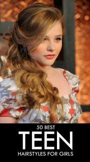popular teen hairstyles