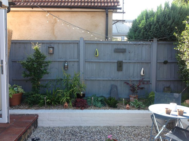 25 Best Ideas About Grey Fence Paint On Pinterest Garden Fence