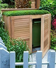 The 25 Best Ideas About Outdoor Storage On Pinterest Small