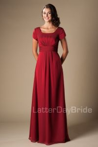 25+ best ideas about Modest bridesmaid dresses on ...