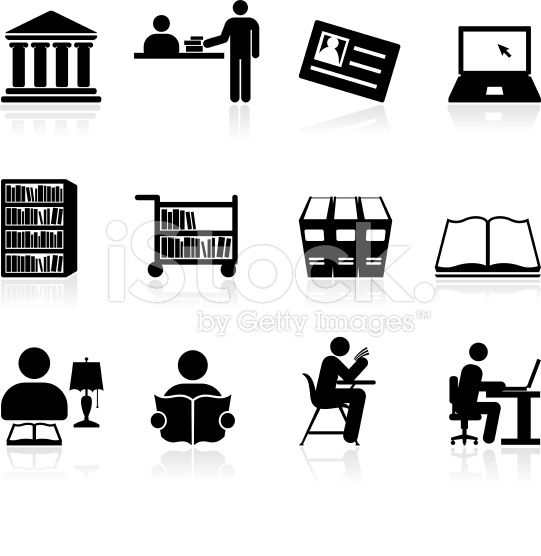 152 best images about Library Clipart on Pinterest