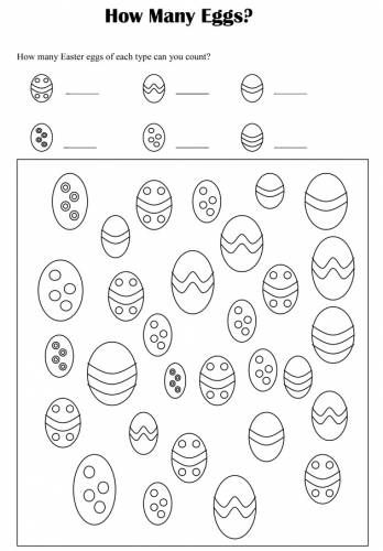 17 Best ideas about Easter Worksheets on Pinterest