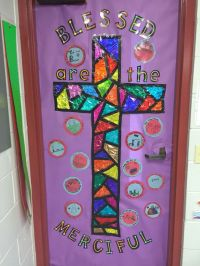 Our Year of Mercy door for Catholic Schools Week ...