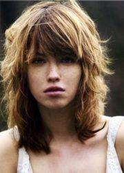 pretty shag hairstyle impress