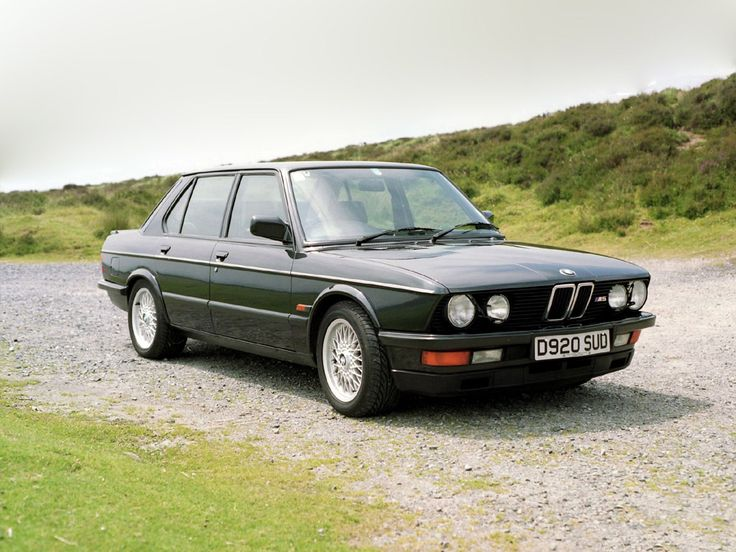 10 Best Images About BMW E28 5 Series 1982 1988 On