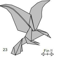 Origami Eagle Instructions Diagram 94 Jeep Cherokee Radio Wiring Scribd Psychologyarticles Info