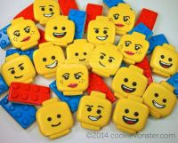 17 Best ideas about Lego Cookies on Pinterest | Lego ...