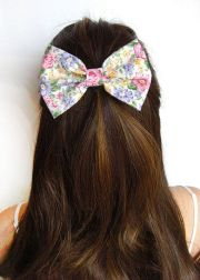 ideas bow hairstyles