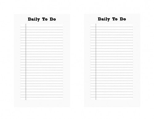17 Best images about Filofax and free printables on