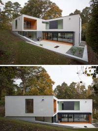 Best 25+ L shaped house ideas on Pinterest