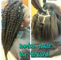 Crochet Box Braids With Rubber Bands ~ wmperm.com for