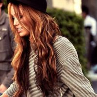 Fall hair color - Pay no attention that it is Miley lol ...