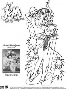 17 Best images about 80's Girl Coloring Pages on Pinterest