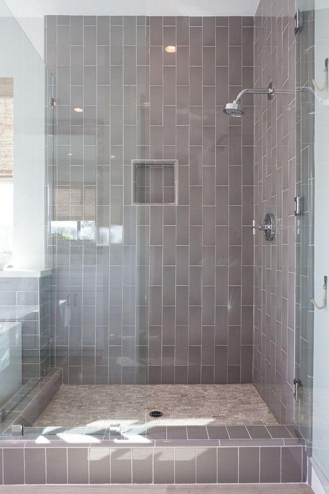 25 best ideas about Gray subway tiles on Pinterest  Gray