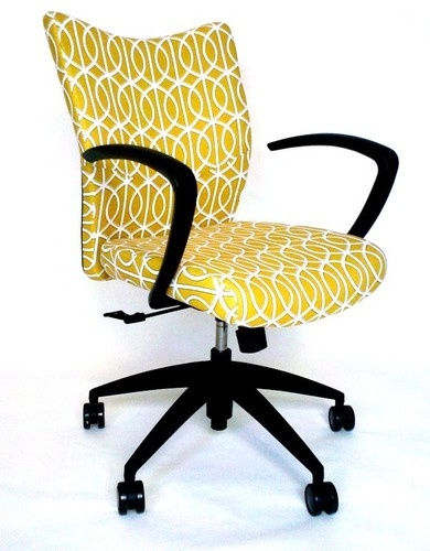 Cute and modern Bristol officedesk chair with DwellStudio