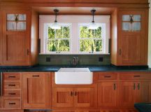 Mission style kitchen | Money pit: kitchen project ...