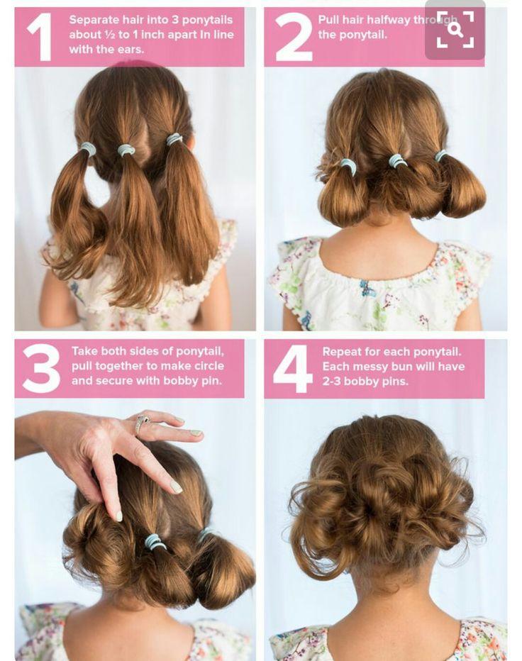 25 Best Ideas About Little Girl Updo On Pinterest Little Girl