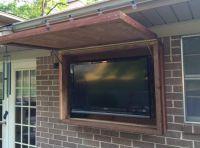 Best 25+ Outdoor tv cabinets ideas on Pinterest   Outdoor ...
