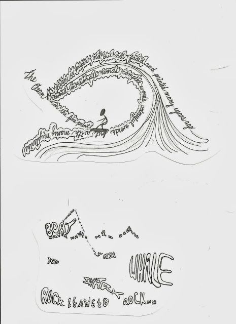 17 Best images about Concrete poetry on Pinterest