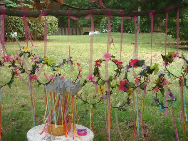 124 Best Images About Fairy Party Ideas On Pinterest Fairy Party