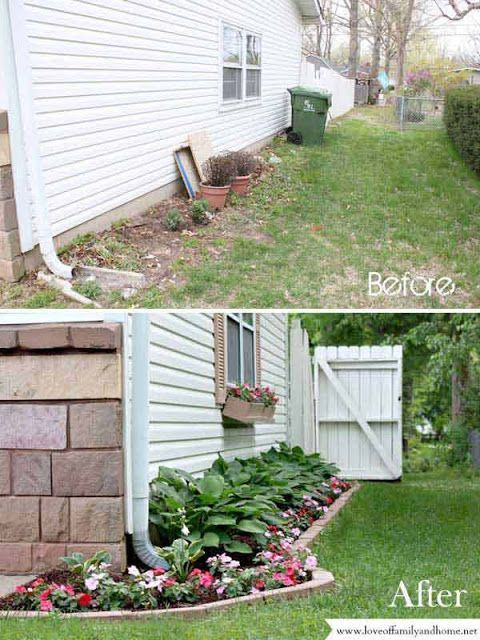 25 Best Ideas About Side Yard Landscaping On Pinterest Simple