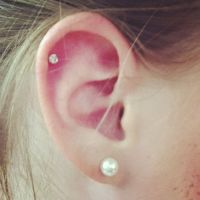 25+ best Upper ear piercing ideas on Pinterest | Ear ...