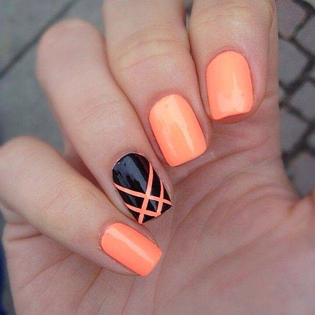 25 Best Ideas About Simple Nail Designs On Pinterest Simple
