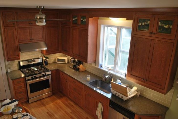 1908 Foursquare Kitchen Remodel Complete Kitchens Forum Gardenweb