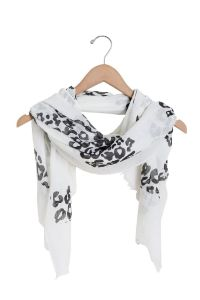 25+ best ideas about Leopard print scarf on Pinterest
