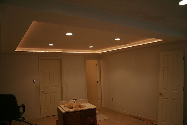 17 Best images about Tray Ceiling Lighting on Pinterest