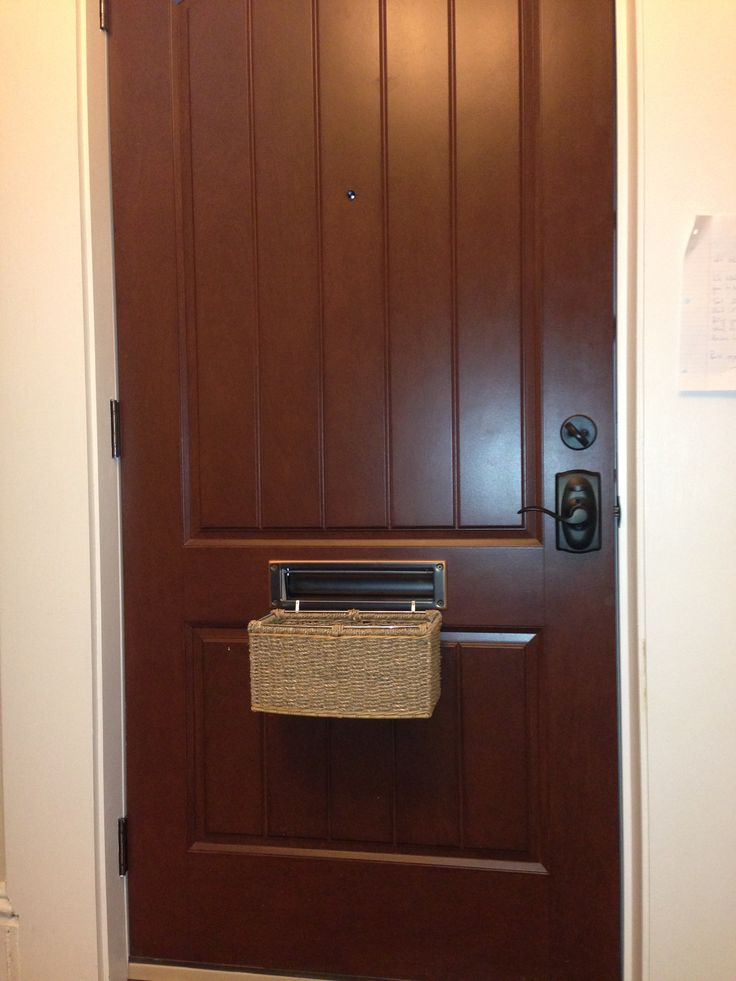 19 best images about mail slot mail catchers on Pinterest  Catcher Slot and Home ideas
