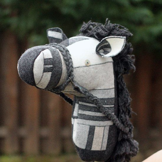 17 best ideas about stick horses on pinterest