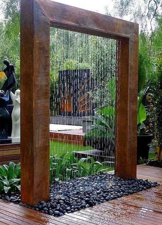 25 Best Ideas About Backyard Waterfalls On Pinterest Small