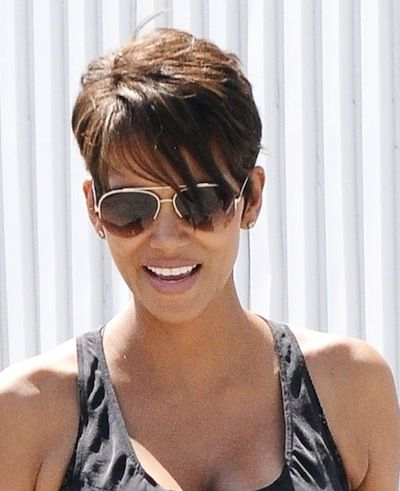 25 Best Ideas About Halle Berry Haircut On Pinterest Halle